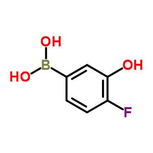 913835-74-2 (4-fluoro-3-hydroxy-phenyl)boronic acid