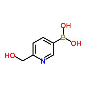 913835-98-0 [6-(hydroxymethyl)-3-pyridyl]boronic acid