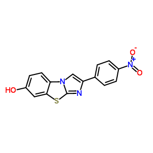 914224-34-3 2-(4-nitrophenyl)imidazo[2,1-b][1,3]benzothiazol-6-ol