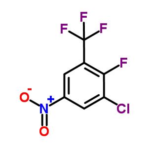 3-chloro-2-fluoro-5-nitrobenzotrifluoride 914225-55-1