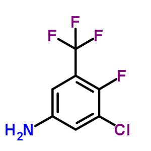 914225-61-9 3-chloro-4-fluoro-5-(trifluoromethyl)aniline