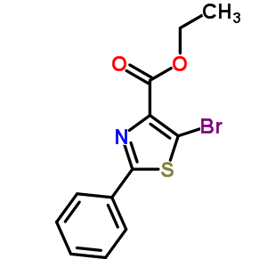 914347-21-0 ethyl 5-bromo-2-phenyl-thiazole-4-carboxylate