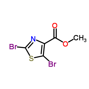 914347-25-4 methyl 2,5-dibromothiazole-4-carboxylate