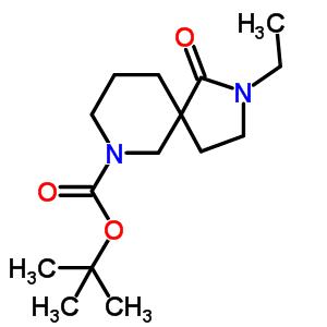 1-氧代-2,7-二氮杂螺[4.5]癸烷-7-甲酸叔丁酯 923009-50-1