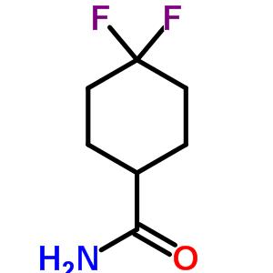 4,4-二氟环己甲酰胺 927209-98-1