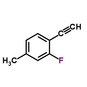 928304-42-1 1-Ethynyl-2-fluoro-4-methylbenzene
