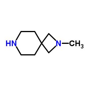 2,7-二氮杂螺环[3.5]壬烷 羧酸叔丁基酯盐酸盐 929302-18-1