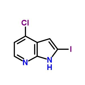 940948-29-8 4-chloro-2-iodo-1H-pyrrolo[2,3-b]pyridine