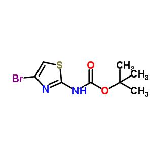 944804-88-0 tert-Butyl (4-bromo-1,3-thiazol-2-yl)carbamate