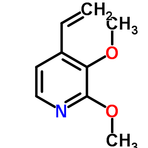 944900-64-5 2,3-dimethoxy-4-vinyl-pyridine