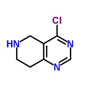 944902-64-1 4-chloro-5,6,7,8-tetrahydropyrido[4,3-d]pyrimidine