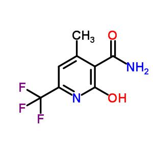 2-羟基-4-甲基-6-三氟甲基烟酰胺 116548-07-3