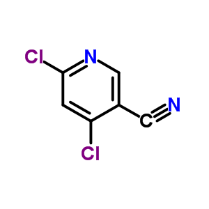 166526-03-0 4,6-dichloropyridine-3-carbonitrile