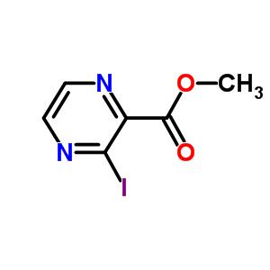 3-碘吡嗪-2-甲酸甲酯 173290-17-0