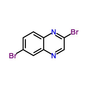 175858-10-3 2,6-Dibromoquinoxaline