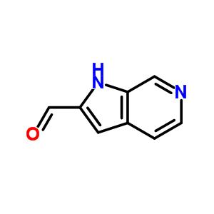 25957-65-7 1H-pyrrolo[2,3-c]pyridine-2-carbaldehyde