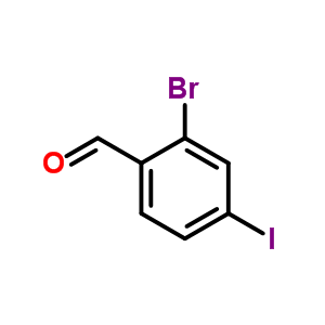 261903-03-1 2-bromo-4-iodo-benzaldehyde