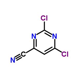 26293-93-6 2,6-dichloropyrimidine-4-carbonitrile
