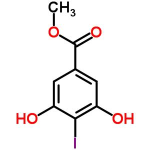 338454-02-7 methyl 3,5-dihydroxy-4-iodo-benzoate