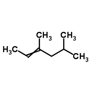 Molecular Structure 3404 79 3 2 Hexene 35 Dimethyl