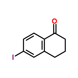 6-碘-Α-四氢萘酮 340825-13-0