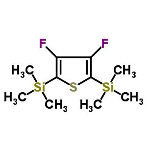 3,4-二氟-2,5-双(三甲基硅基)噻吩 347838-12-4