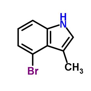475039-81-7 4-Bromo-3-methyl-1H-indole
