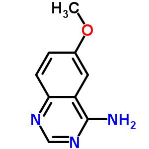 6-甲氧基-4-氨基喹唑啉 50424-28-7;885277-51-0