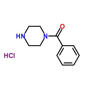 1-苯甲酰基哌嗪盐酸盐 56227-55-5