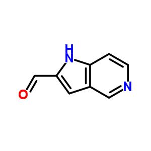 630395-95-8 1H-pyrrolo[3,2-c]pyridine-2-carbaldehyde