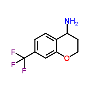 704208-25-3 7-(trifluoromethyl)chroman-4-amine
