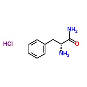 71666-94-9 (2R)-2-amino-3-phenyl-propanamide hydrochloride
