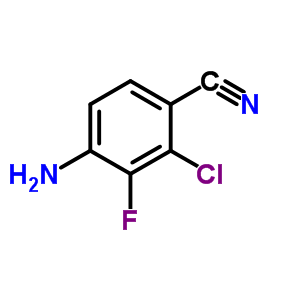 4-氨基-2-氯-3-氟苯腈 757247-99-7