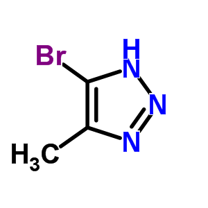 805315-83-7 5-bromo-4-methyl-1H-triazole