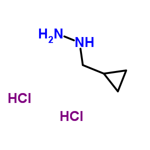 809282-61-9 cyclopropylmethylhydrazine dihydrochloride