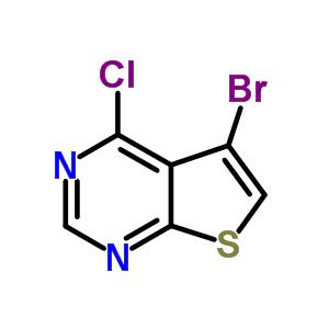 814918-95-1 5-bromo-4-chloro-thieno[2,3-d]pyrimidine