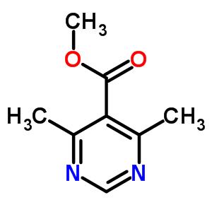 832090-44-5 methyl 4,6-dimethylpyrimidine-5-carboxylate