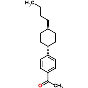 83626-30-6 1-[4-(4-butylcyclohexyl)phenyl]ethanone