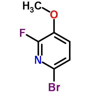 850142-73-3 6-bromo-2-fluoro-3-methoxy-pyridine