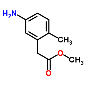850449-93-3 methyl 2-(5-amino-2-methyl-phenyl)acetate
