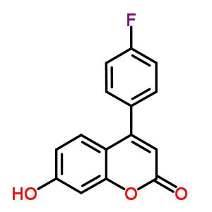 850881-86-6 4-(4-fluorophenyl)-7-hydroxy-chromen-2-one