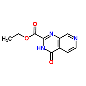 869296-21-9 ethyl 4-oxo-3H-pyrido[3,4-d]pyrimidine-2-carboxylate