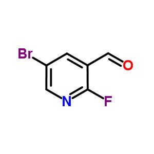 875781-15-0 5-bromo-2-fluoro-pyridine-3-carbaldehyde