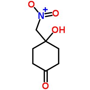 87875-48-7 4-hydroxy-4-(nitromethyl)cyclohexanone