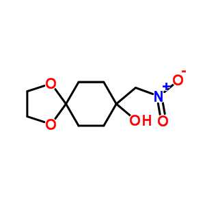 879514-21-3 8-(nitromethyl)-1,4-dioxaspiro[4.5]decan-8-ol