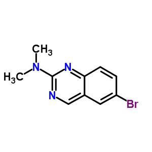 882670-78-2 6-bromo-N,N-dimethyl-quinazolin-2-amine