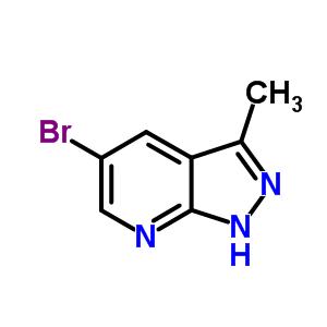 885223-65-4 5-bromo-3-methyl-1H-pyrazolo[3,4-b]pyridine