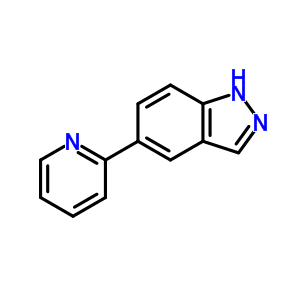 885272-51-5 5-(Pyridin-2-yl)-1H-indazole