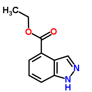 885278-74-0;885279-45-8 ethyl 1H-indazole-4-carboxylate