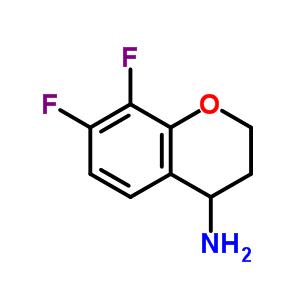 886762-83-0 7,8-difluorochroman-4-amine